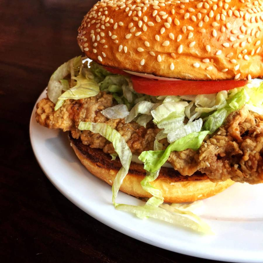CFS sandwich | Mockingbird Diner