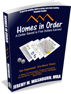 Homes in Order, A Dollar Saved is Five Dollars Earned