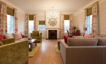 Homesmiths Sussex Care Home Lounge Refurbishment