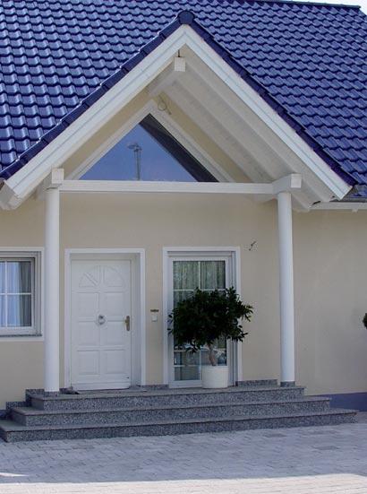 hausbau  details  Dach  Garagen  Fassade  Treppen