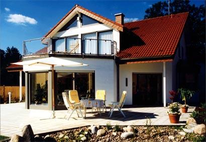 Hausideen Galerie  Hausbau  Hausideen  Architektenhaus
