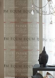 Schiebegardinen  die Fensterdeko fr groe Fensterflchen