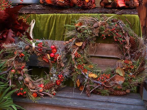 30 bunte Dekoideen fr den Herbst