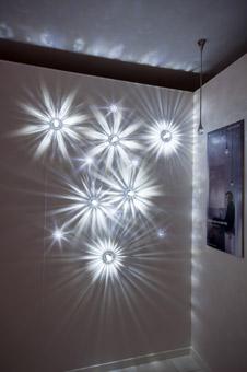Licht in Spanndecken