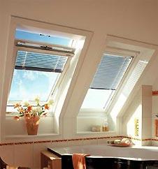 Sonnenschutz frs Dachfenster