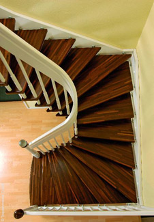 Schallschutz bei Treppen