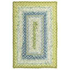 Braided Kitchen Rugs Price Pfister Faucets Seascape Cotton
