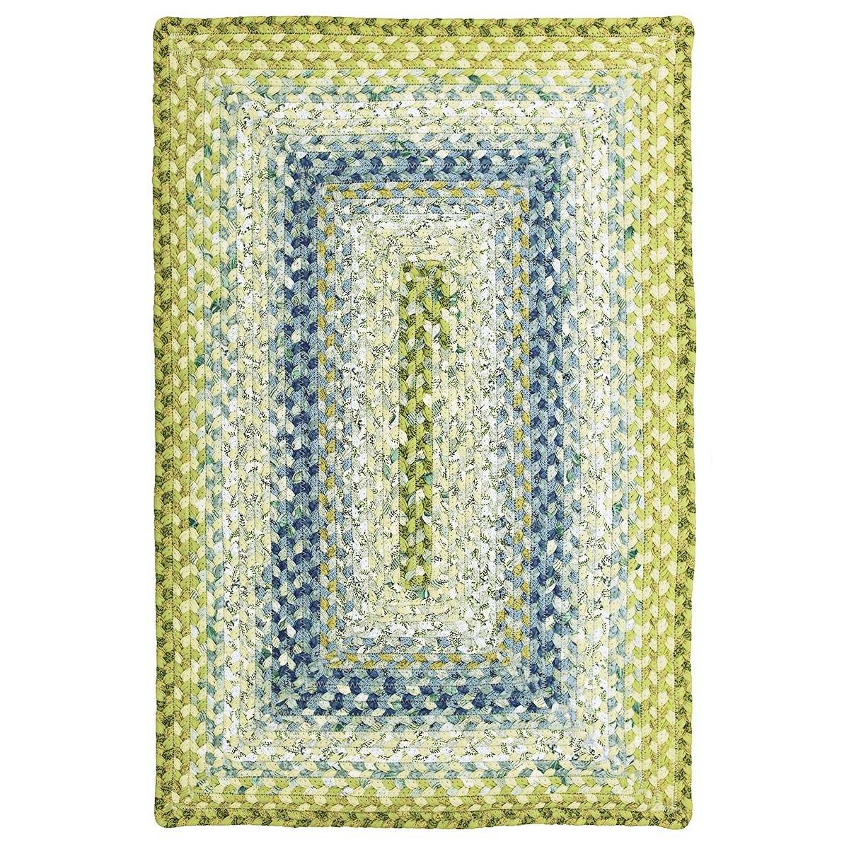 braided kitchen rugs lowes ideas seascape cotton