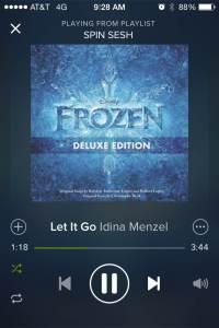 Frozen-Let it Go