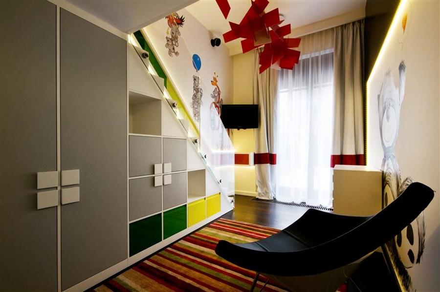 Antresola w pokoju dziecicym  Inspiracja  HomeSquare