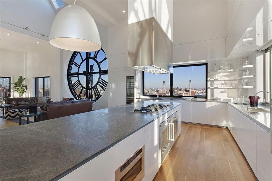 Ekskluzywny apartament wart 18 mln dolarw  Wntrza