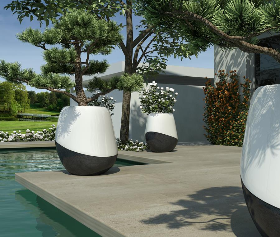 Dekoracje ogrodowe nowoczesne i tradycyjne  Artykuy