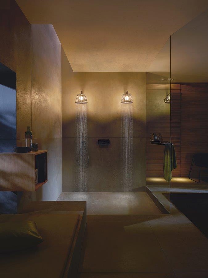 Nowoczesne prysznice na miar czasw  Architektura