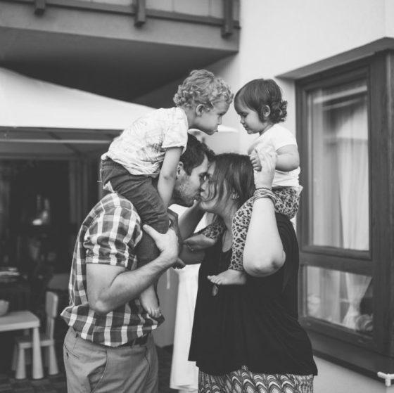 rodzina HIPBLOG, wrzesień 2016, foto: Ewa Przedpełska dla IKEA FAMILY