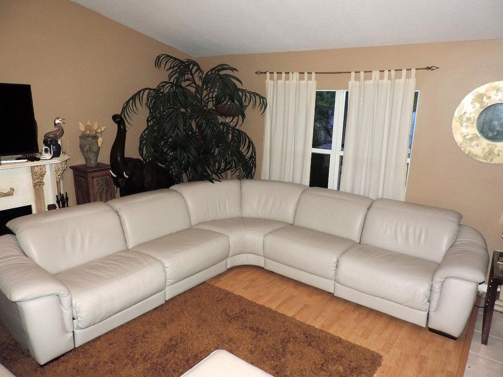 natuzzi touch power dual reclining