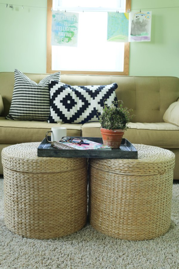 Coffee Tables for Small Space Living Rooms