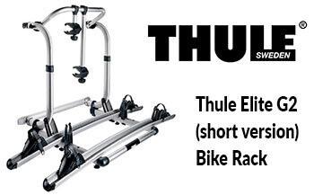 Thule Elite G2 Bike Rack for Swift Group Caravans & Motorhomes