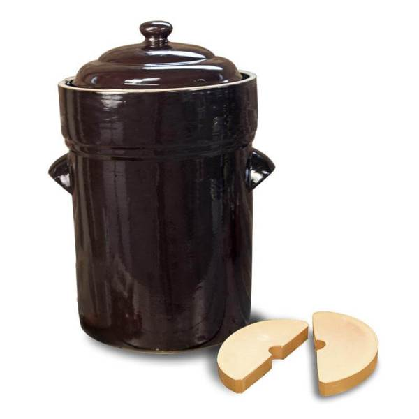 Fermenting Crocks Homesteader' Supply