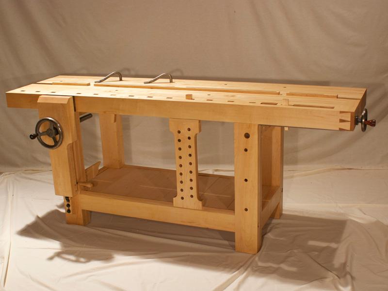 Bench Leg Vise Hardware