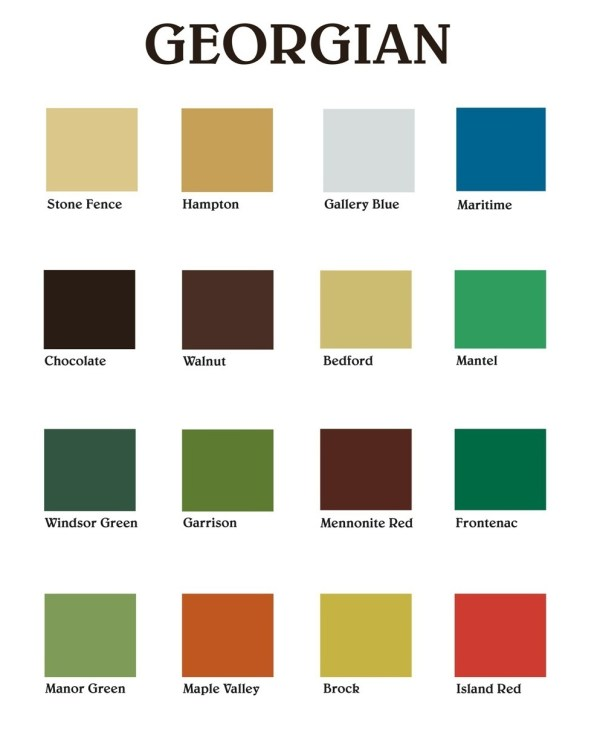 Interior House Paint Color Chart Vtwctr
