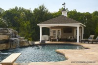 Avalon Pool House | Homestead Structures