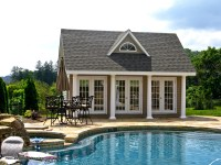 Pool Houses | Homestead Structures