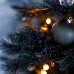 Black Christmas Trees Are The Latest Trend And People Are Confused