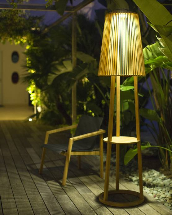 LAMPADAIRE SOLAIRE BY LES JARDINS