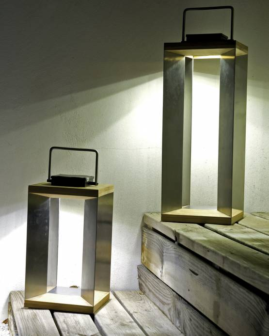 LAMPES SOLAIRES BY LES JARDINS
