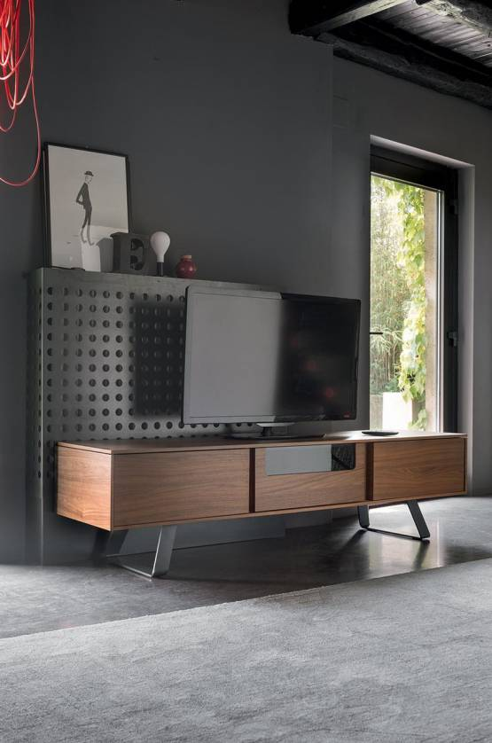 SECRET TV CABINET BY CALLIGARIS