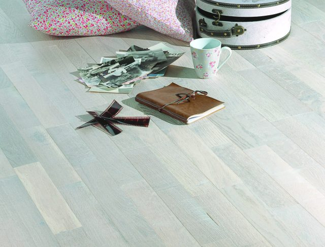 Wooden floors colors and shades