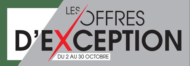 Venir découvrir les Offres d'Exception dans votre magasin Home Store du 2 au 30 Octobre 2021