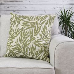 Green Cushions Living Room Amazing Rooms Ideas Home Store More Ruth Floral Cushion 45cm X