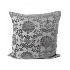 Living Room Cushions Contemporary Furniture Sets Uk Home Store More Shelbourne Silver Cushion 45cm X