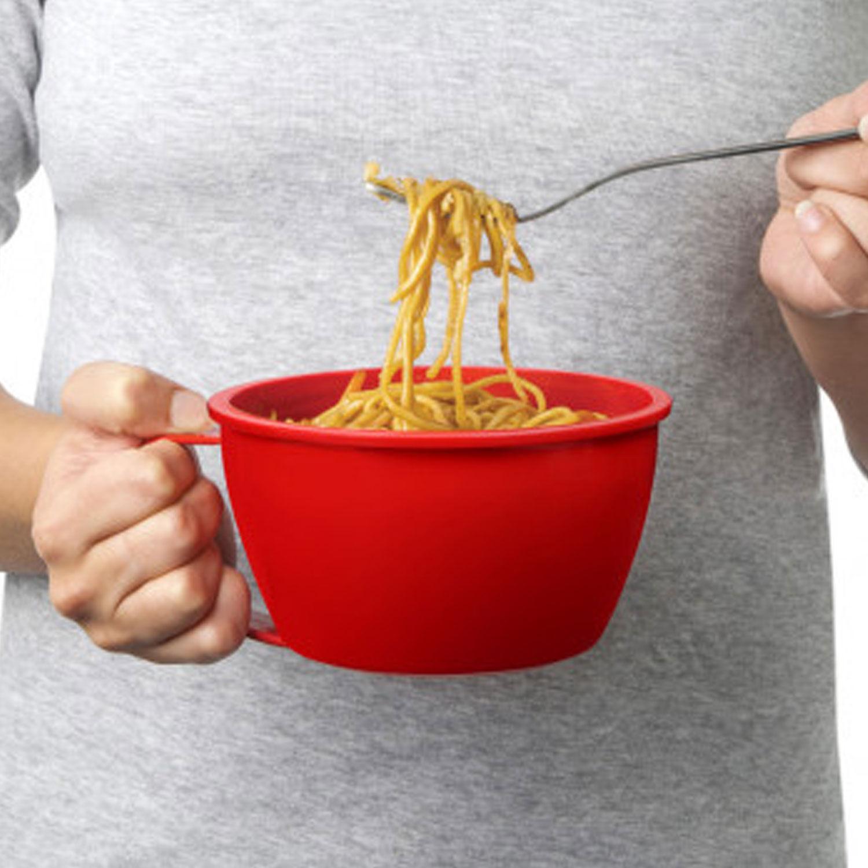 klip it microwave noodle bowl home