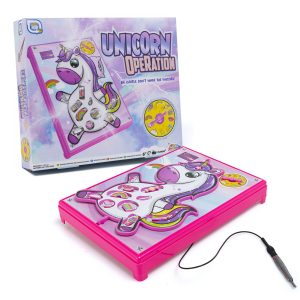Unicorn Operation Box and contents