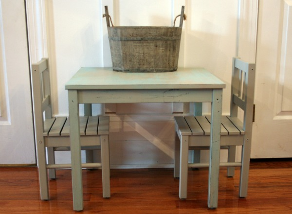 kids table with chairs stressless best price the ever changing ikea today i sanded
