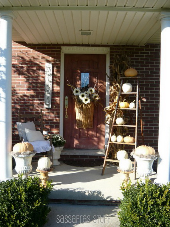 Fixer Upper Front Porch