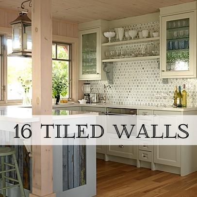 wall tile kitchen design bangalore trend alert tiled walls