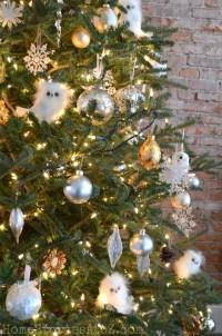 Christmas Tree Owl Decorations   Christmas Decorating