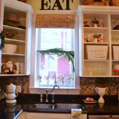 How To Decorate Your Kitchen Cabinet Hinge Types Tips On For Christmas Mason Jars Red White
