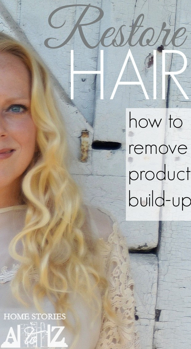 How to Remove Product Buildup on Hair  Home Stories A to Z