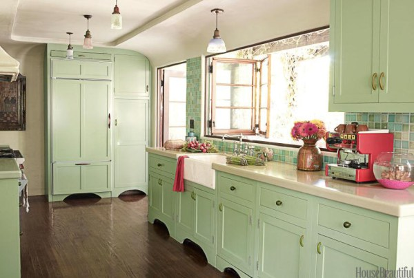 pastel kitchen Trend Alert: Pastel Trend in Home Decor