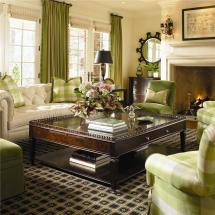 Traditional Living Room Decorating
