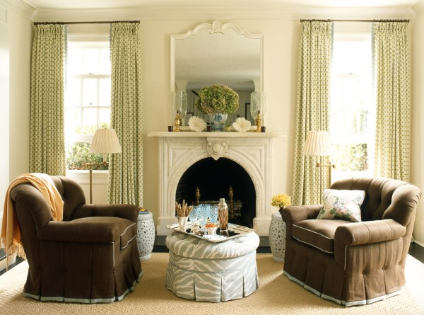 traditional living room ideas How to Decorate Series: Finding Your Decorating Style