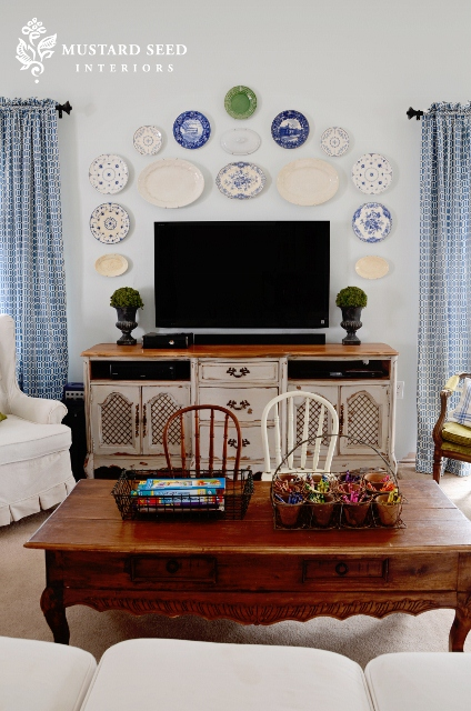 5 Tips for Decorating Around a Television  Home Stories A to Z
