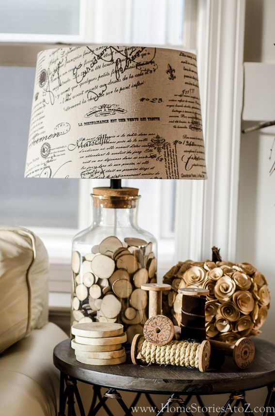 7 Tips To Creating Simple Seasonal Vignettes Home Stories A To Z