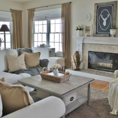 Living Room Decor Styles And Dining Decorating Ideas How To Blend Masculine Feminine Neutral By City Farmhouse