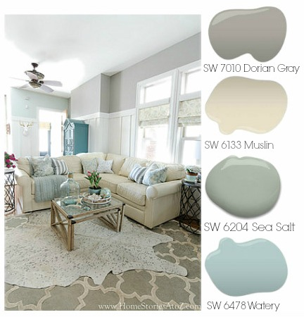 gray paint colors for living room what color do you a small dorian family reveal with gallery wall palette