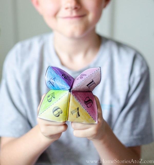 Kids Manage Anger Free Printable Game